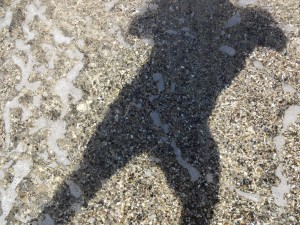 The Self Timer Shadow